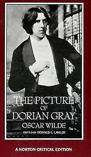 Picture of Dorian Gray : Authoritative Texts, Backgrounds, Reviews,-ExLibrary