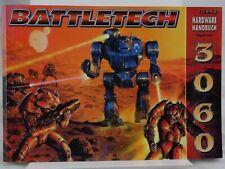 """Fasa Battletech """" Hardware Manuale 3060 """" (Fanpro) 102001012"""