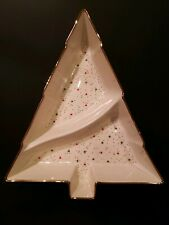 Lenox CHINA JEWELS Christmas Divided Server NEW WITH TAGS