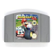 Mario Kart 64 Nintendo Video Games for Nintendo 64