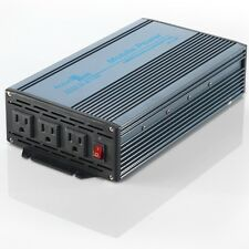 BRAND NEW 1200/2400 WATT 12V DC TO 115V AC MOBILE POWER INVERTER!