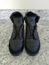 Adidas Y-3 Yohji Yamamoto Honja High Shoes S83124 Black Men's Size 8