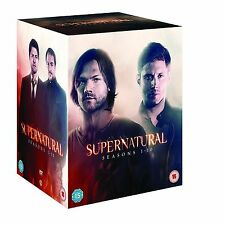 SUPERNATURAL SEASONS 1-10 DVD BOX SET NEW SERIES 1 2 3 4 5 6 7 8 9 10