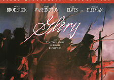 GLORY and THE TRUE STORY OF GLORY CONTINUES - 2 x LASER DISC set NEW Widescreen
