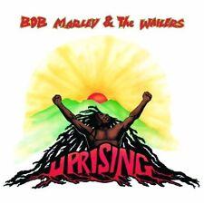 BOB MARLEY AND THE WAILERS: UPRISING 2001 REMASTERED CD INC 2 BONUS TRACKS / NEW
