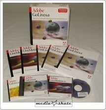Adobe Golive 6 + Live Motion 2.0, Retail Box Version, Go Live, Mac #2