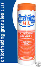 Spa Chlorinating Granules for Hot Tub 2 LB LOW SHIP!!