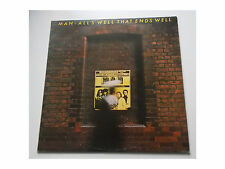 Man - All's Well That Ends Well - LP UK 1st press