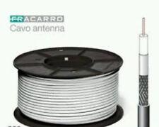 CAVO TV-SAT 5mm IN RAME PURO FRACARRO 289700 PAS4025202 10mt O MULTIPLI