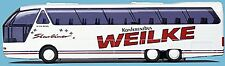 Neoplan Starliner S 516 SHDL Weilke Greven Autocar 1:87 AWM