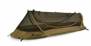 "NEW #98600V - IBNS Catoma Burrow Tactical Tent Shelter 33""x90"""
