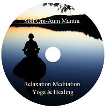 SOFT OM AUM MANTRA FOR RELAXATION, MEDITATION, YOGA & HEALING