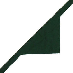 Scout / Beaver / Cub Guide OFFICAL Scarf / Necker - Plain in 37 colours