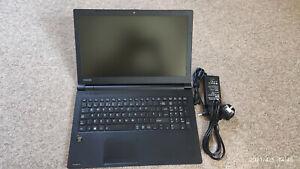 "Toshiba Satellite Pro R50-B Core i3-4005U 8GB 120GB SSD Webcam HDMI 15.6"" Laptop"