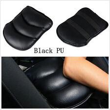 Black PU Car SUV Interior Center Armrest Arm Rest Soft Pad Cover For Ford Ranger