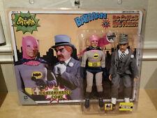 Batman Contaminated Cowl vs Mad Hatter Figures EE Exclusive In STOCK! Ltd ed 300