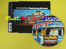 CD Singolo OASIS Thehindutimes 2002 SONY HES672541 2 no lp mc dvd (S12)