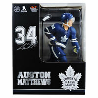 "Imports Dragon Jumbo 12"" NHL Hockey Figure Auston Matthews Limited /2850"