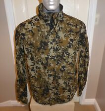 BNWT Barbour International Rogate Motorcycle Shirt Jacket in Jungle Camo , XL
