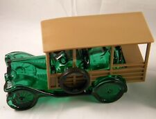 Vintage Avon Model A Woody Wagon Bottle Wild Country Cologne~ Empty