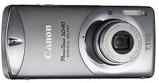 Canon PowerShot SD40 7.1MP Digital Elph Camera with 2.4x Optical Zoom