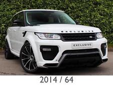 2014 64 Land Rover Range Rover Sport 3.0 SD V6 HSE 5dr