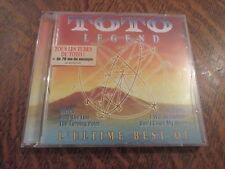 cd album l'ultime best of toto legend