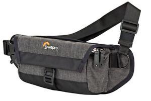 Lowepro m-Trekker HP120 Bag (Gray Canvex) Mfr # LP37160