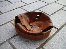 WW1 coiffe intérieure en cuir ANCIEN amortisseur casque Allemand M 16  t.62