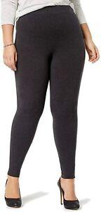 HUE Women's Cotton Leggings - U14635