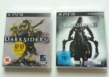 Darksiders 1 + Darksiders 2 TOP ZUSTAND / PS3 PlayStation 3 Dark Souls