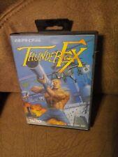 THUNDER FOX Sega Mega Drive Japan OVP Komplett