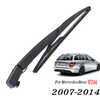 Rear Windshield Wiper Arm Blade Set For Mercedes-Benz C-Class W204 07-14 08 11