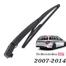 Rear Windshield Wiper Arm Blade Set For Mercedes-Benz C-Class W204 07-14 08 11
