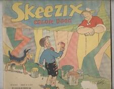 Skeezix Color Book 1930 G/VG