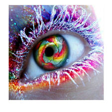 Full Drill Makeup Eye DIY 5D Diamond Painting Kits Art Embroidery Decors Gifts