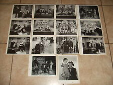 VERY RARE 1945 Dance Dunce Dance 14 Photos Columbia Jules White EDDIE FOY JR III