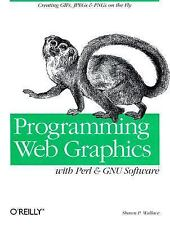 Programming Web Graphics with Perl & GNU Software (O'Reilly Nutshell)-ExLibrary