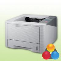 Samsung ML-3710D Laserdrucker mt Toner Duplex 64 MB USB DIN A4 1.200 dpi