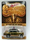 Hot Wheels 18th Annual Collectors Nationals 55 Chevy Bel Air Gasser MIBP
