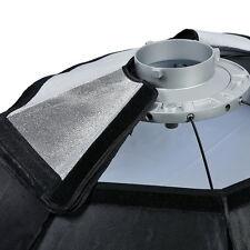 Neewer  80cmX80cm Rejilla Octagon Paraguas Softbox con anillo adaptador Bowens