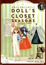 Doll's Closet Seasons - Japanese Craft Book