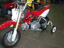 Honda CRF50 Training Wheels made in Australia trainer wheels stutterbump