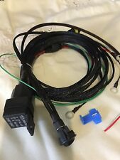 FORD TRANSIT MK7   2006-2014 BRITISH MADE Fog Light Harness Loom/Switch