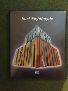 Nightingale Conant  Earl Nightingale Lead the Field Cassettes