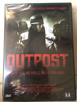 The Outpost DVD 2008 Cult British Nazi Zombie Horror French Release BNIB