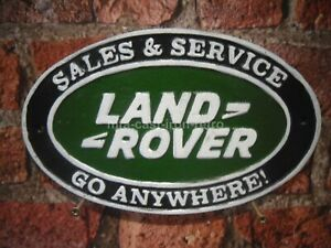 Cast Iron Land rover sales & service