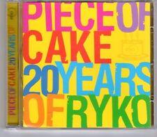 (GR620) Mojo: Piece Of Cake - 20 Years Of Ryko, 20 tracks - 2003 CD