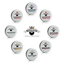 30ml Moustache Wax - Choose Fragrance   Premium Barber Tonics   ROYAL FUZZ ®
