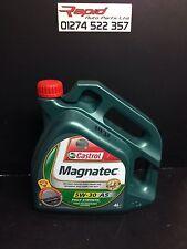 Castrol Magnatec Totalmente Sintético 5W 30 A5 ACEITE DE MOTOR 4 Litros 4L
